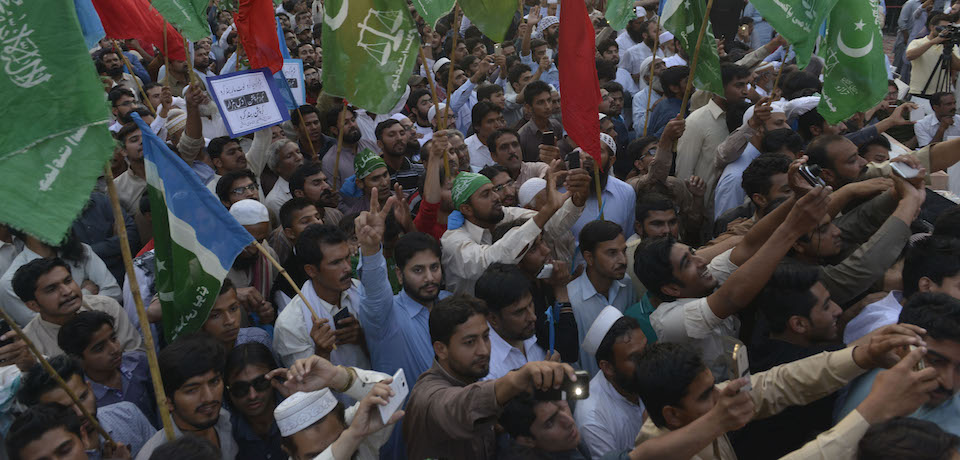 Activists of Jamaat-e-Islami