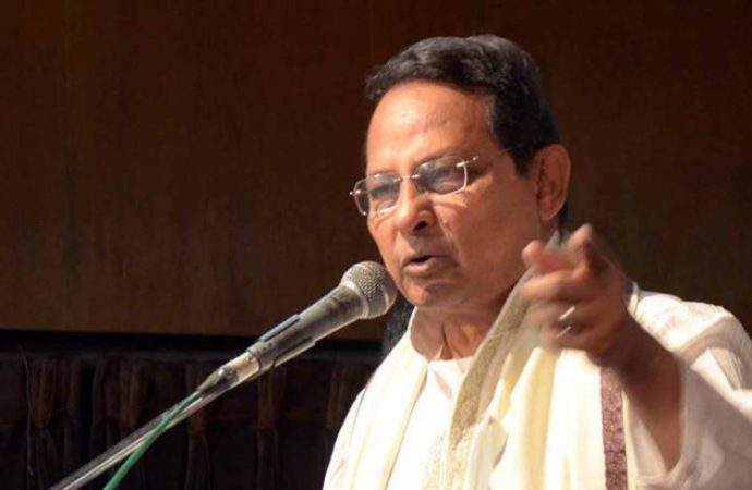 Information Minister Hasanul Haque Inu